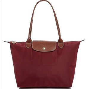Long champ medium tote